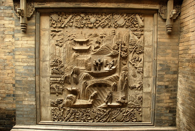 Brick tile relief carvings china a gallery on flickr
