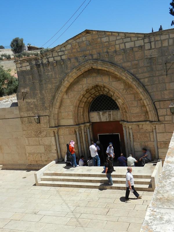 Церковь Гробницы Девы Марии