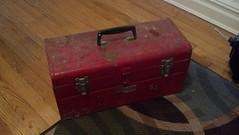 red, box,