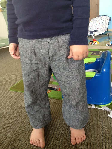 Oliver + S Sketchbook Pants for Arlo
