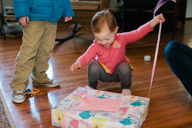 Avery's 2nd Birthday