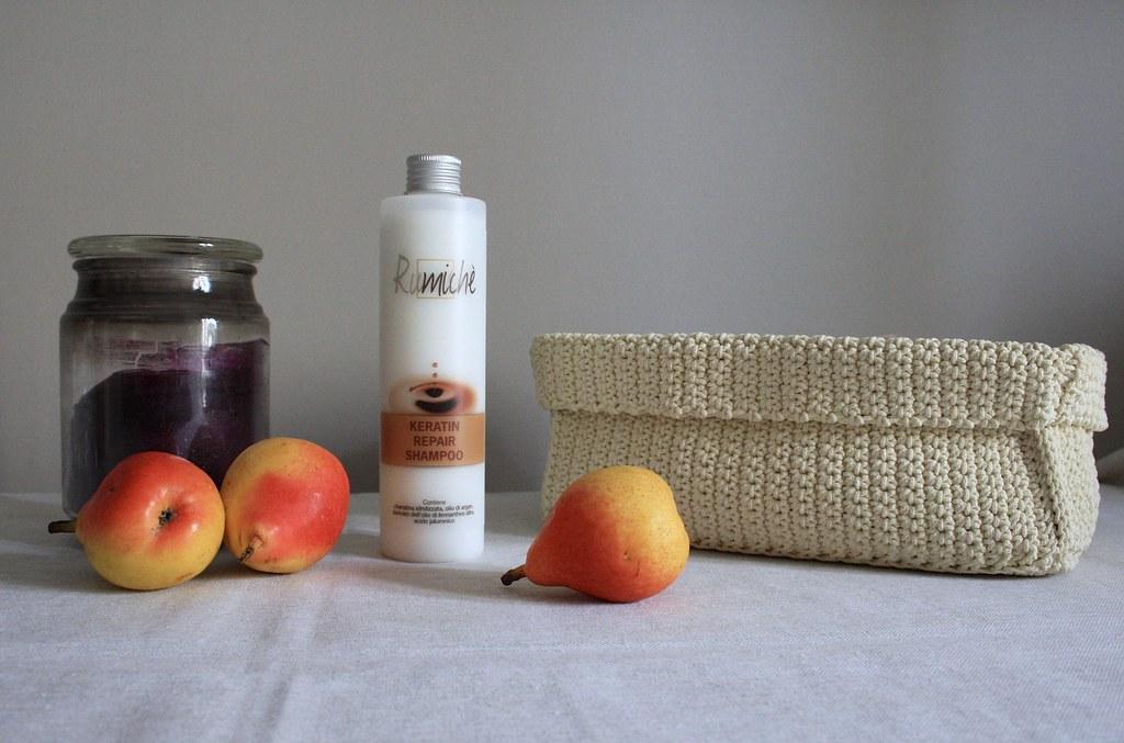rumiche-keratin-repair-shampoo