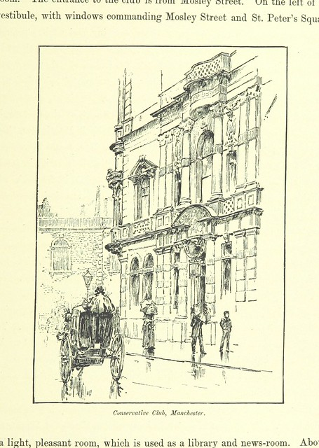 Image taken from page 125 of 'Club-Land, London and Provincial ... With illustrations, [and a chapter on Edinburgh and Glasgow clubs by R. Walker,] etc'