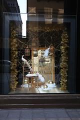 Macy's Department Store Window