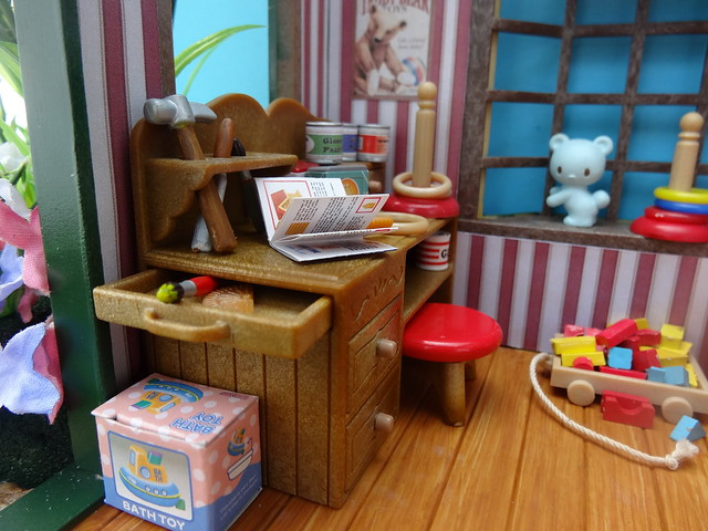 Toy Shop Workbench