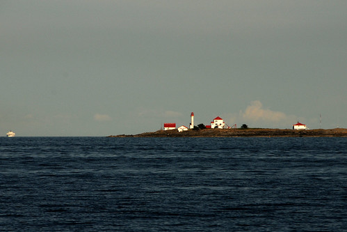 Entrance Island Lighthouse, British Columbia