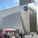 IMAX Theatre near the aquarium