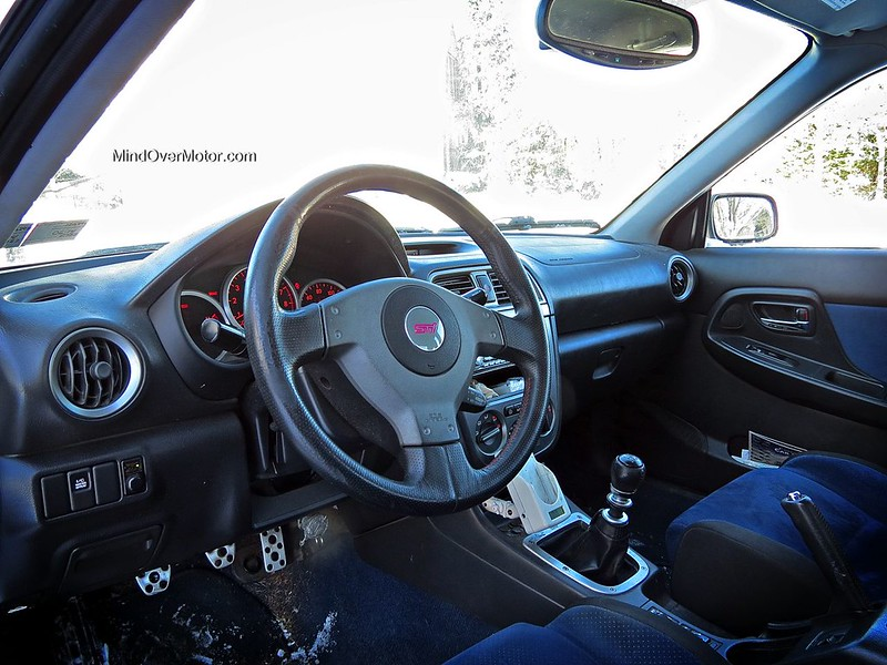 Nicks 2004 Subaru Impreza Wrx Sti Review Mind Over Motor