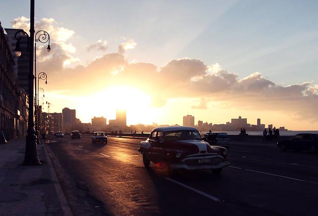 frasse21 - Havana sunset. [Explored]