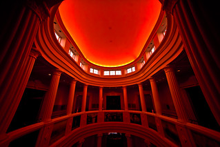 Architecture in Red