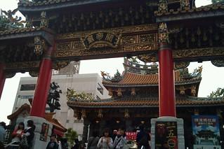 2011年5月6日・横浜中華街・関帝廟(1)