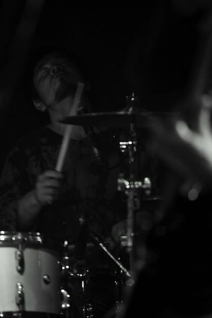 SPUTNIK KOMBINAT live at Outbreak, Tokyo, 02 Feb 2014. 171
