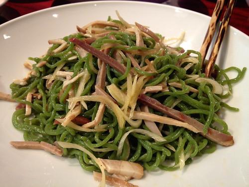 リーメン(里麺)@龍口酒家 本店