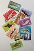 "Postage Stamps of Thailand ""Fish"" by Nobythai"
