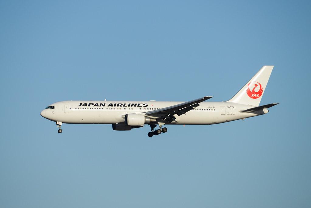 JAL 767-300ER JA613J