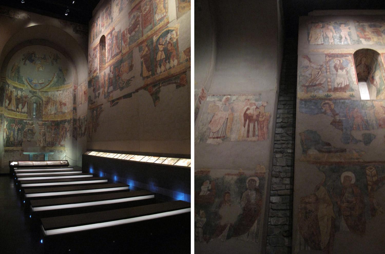 museo diocesano de jaca_claustro_sala bagues