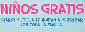 promoción especila niños gratis en Iberostar