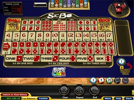 Vegas Craps