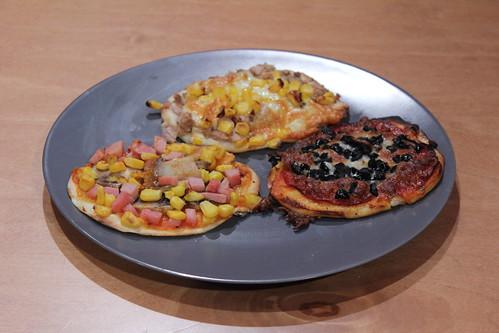 Pratos - Pizzas