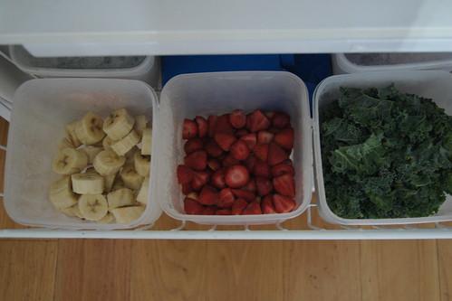 Flash freezing fruit and veg DSC06969