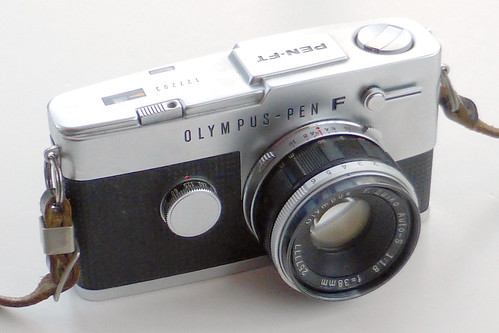 Olympus Pen FT by pho-Tony