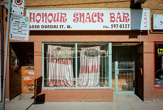 Honour Snack Bar