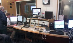 Early morning Radio CWR