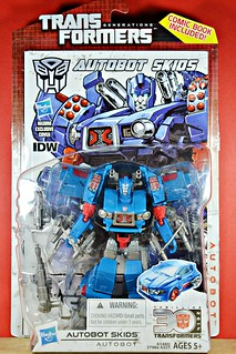 Autobot Skids
