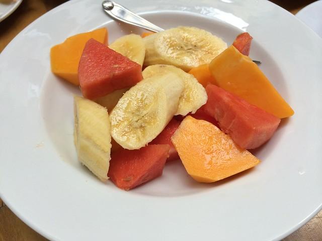 Fresh fruit - Pink Tulip Hotel