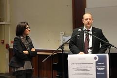 Laura Draetta, sociologue et Claude Tetelin, CNRFID