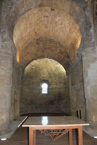 Santa María de Melque interior