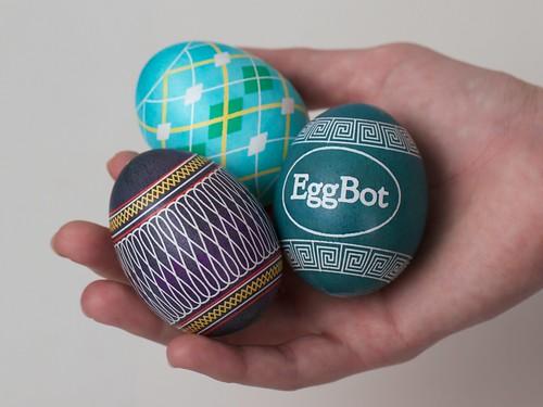 Pysanky eggs