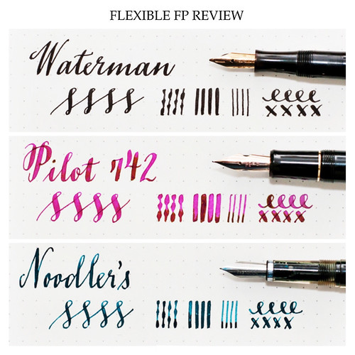 Flexible Fountain Pen For Calligraphy Katrina Alana