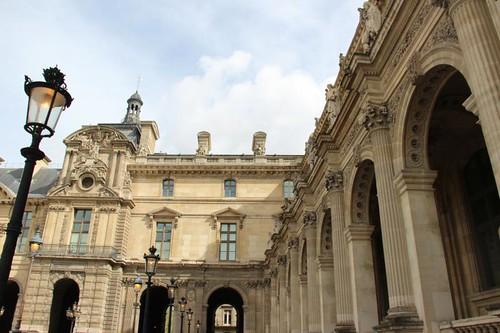 louvre palais