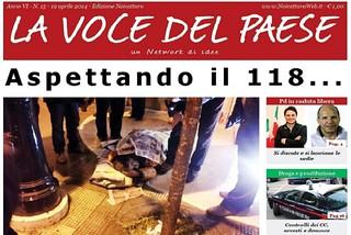 Noicattaro. Prima pagina n.15-2014 front