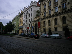 Typical streetscape