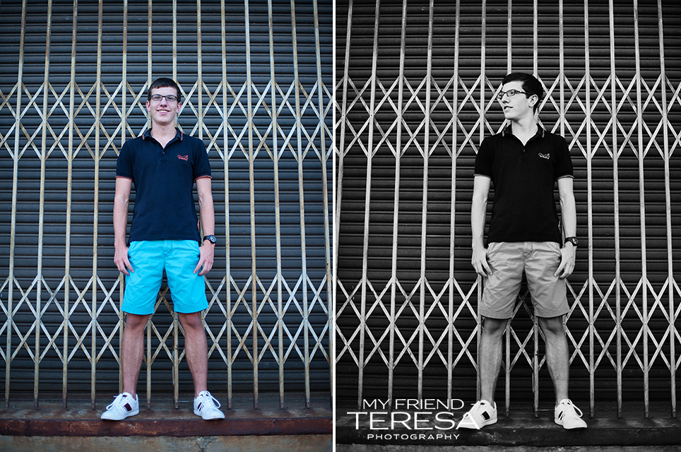 my friend teresa photography, cary academy senior portrait