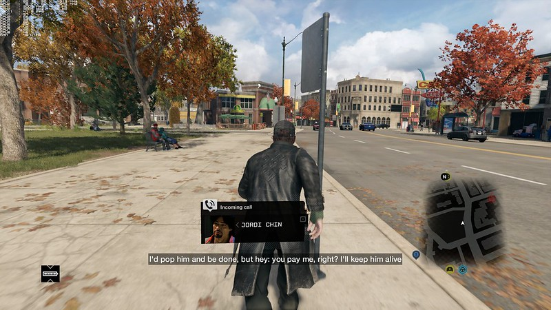 Watch Dogs  Locked To Fps