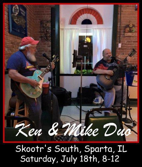 Ken & Mike Duo 7-18-15