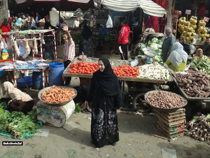 Mesir - Cairo-styled Market