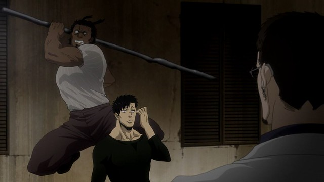 Gangsta ep 2 - image 21