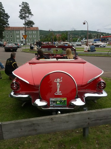 Classic bilar i #classiccarweek #rättvik #raggare #car #bil #cotxe #coche #dalarna #sverige