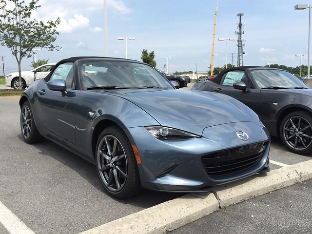 MX-5 (ND) - Mazda