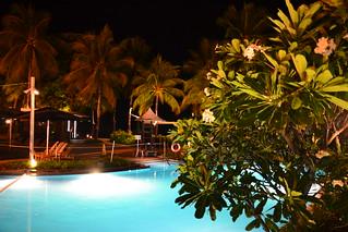 Shangri-La Tanjung Aru pool