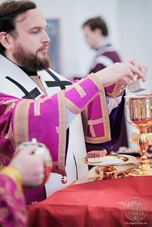 Литургия в Спасском соборе 540