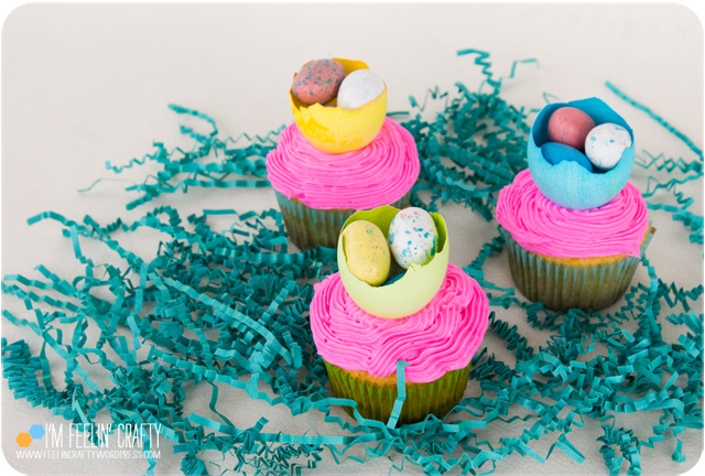 EasterCupcakes-Eggshells-ImFeelinCrafty