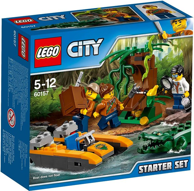 60157 Jungle Starter Set 1