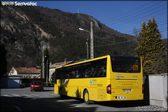 Mercedes-Benz Intouro - Payan / Alpes de Haute-Provence
