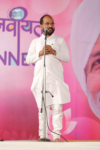 Chandarkant Jadhav from Mumbai expresses his views