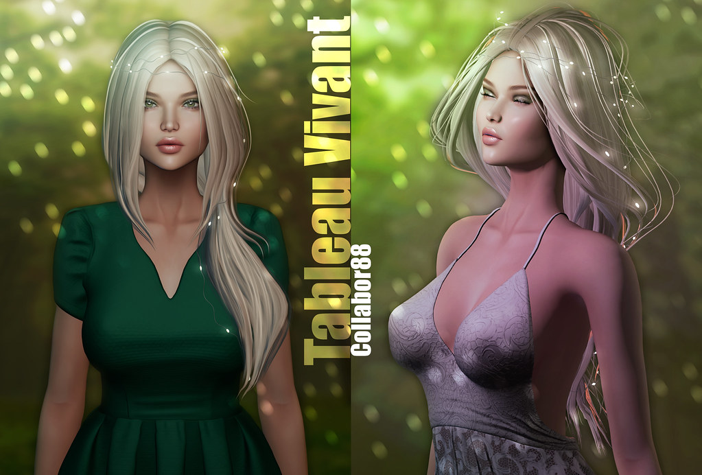 Tableau Vivant - Collabor88 - SecondLifeHub.com